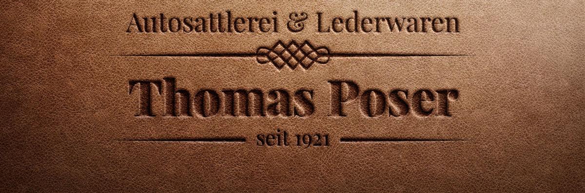 Autosattlerei & Lederwaren Poser